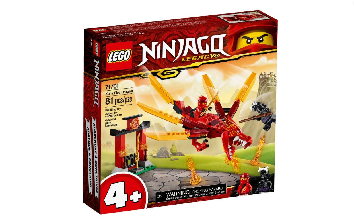 Lego NinjaGo - Kai's Fire Dragon