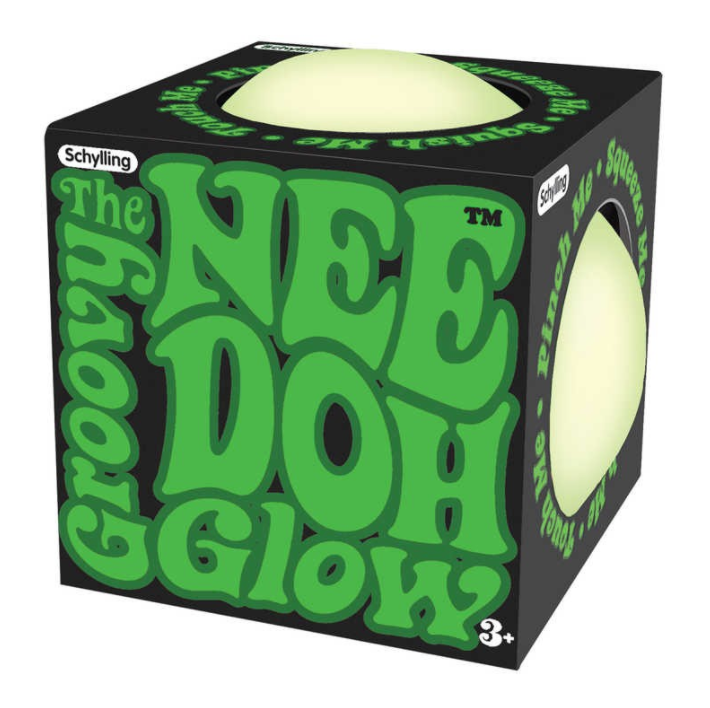 Glow in the Dark Nee-Doh