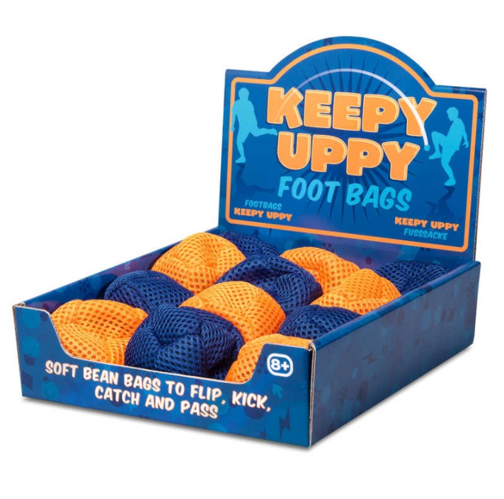 Keepy Uppy Foot Bags