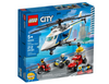 Lego City - Police Helicopter Chase