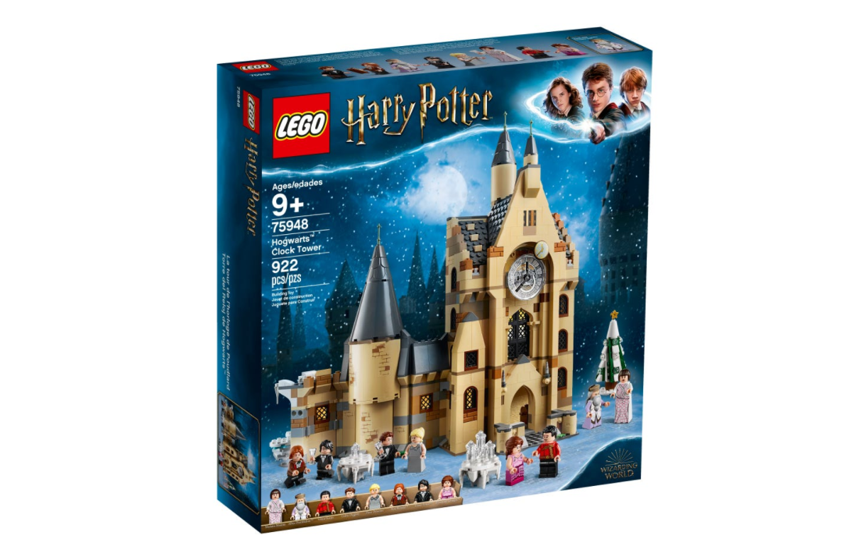 Lego Harry Potter - Hogwarts™ Clock Tower