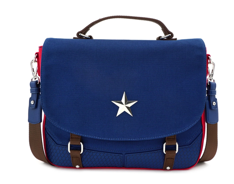 Captain America End Game Hero Messenger Bag