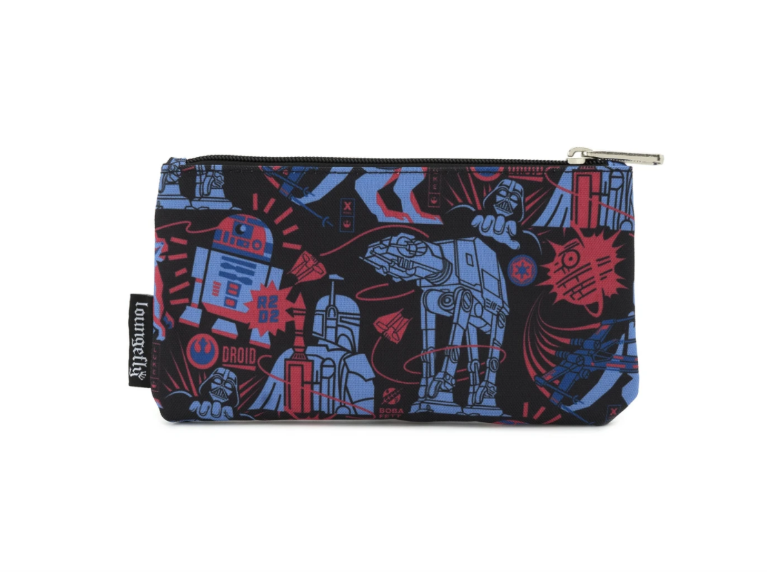 Star Wars Empire 40th Square Nylon Pouch