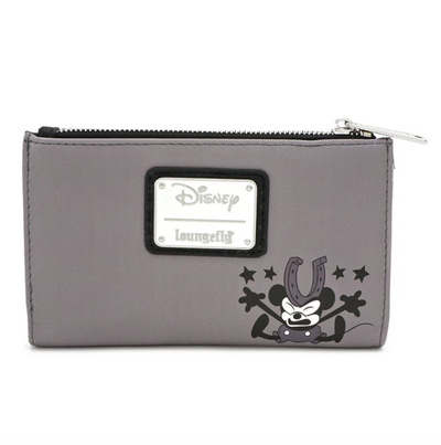 Mickey Mouse Faux Leather Flap Purse