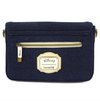 Marie Denim Crossbody Bag