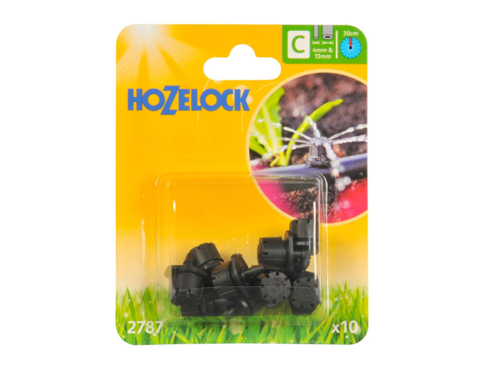 Hozelock - Endline Adjustable Mini Sprinkler 4Mm/13Mm