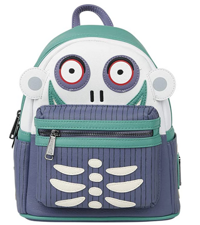 Nightmare Before Christmas Barrel Cosplay Mini Backpack