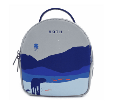 Star Wars Hoth Convertible Backpack Set