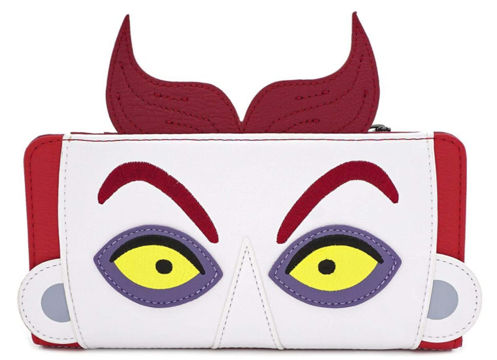 Nightmare Before Christmas: Lock Cosplay Faux Leather Wallet
