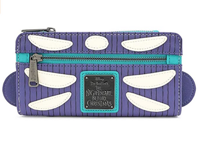 Nightmare Before Christmas Barrel Cosplay Wallet