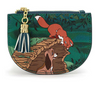 Fox And The Hound Peek A Boo Log Cardholder