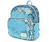 Disney Frozen Elsa Snowflake Reversible Sequin Mini Backpack