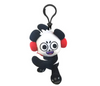 Ryan's World 4in Clip-On Plush Soft Backpack Bag Clip- Combo Panda
