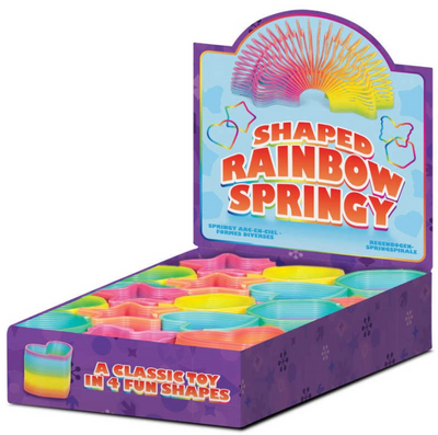 Tobar Shaped Rainbow Springy