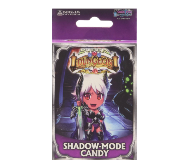 Super Dungeon Explore V2 Shadow-Mode Candy Soda Pop Miniatures