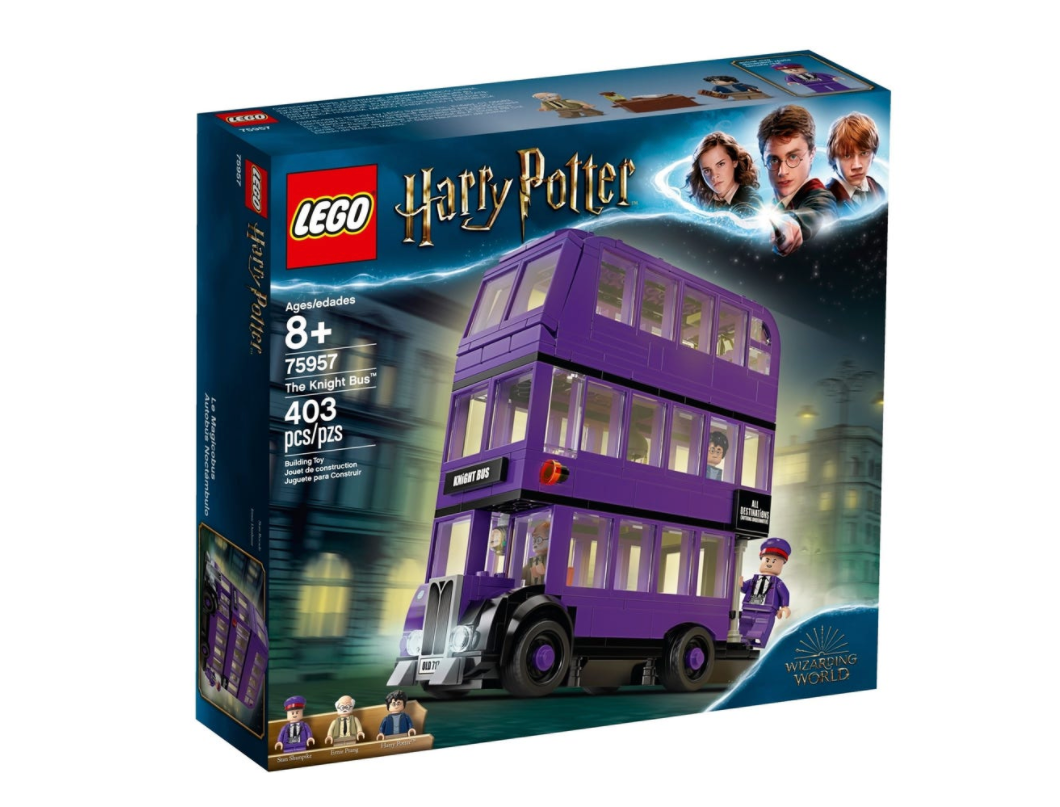 Lego Harry Potter - The Knight Bus