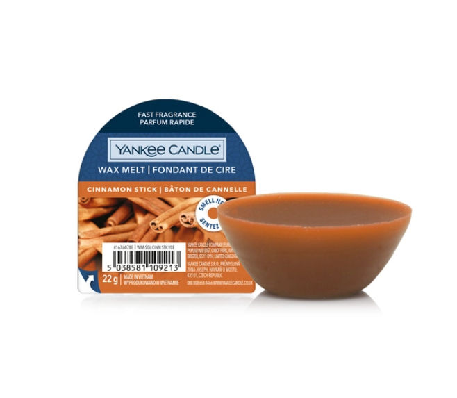 Yankee Candle - Cinnamon Stick Wax Melt