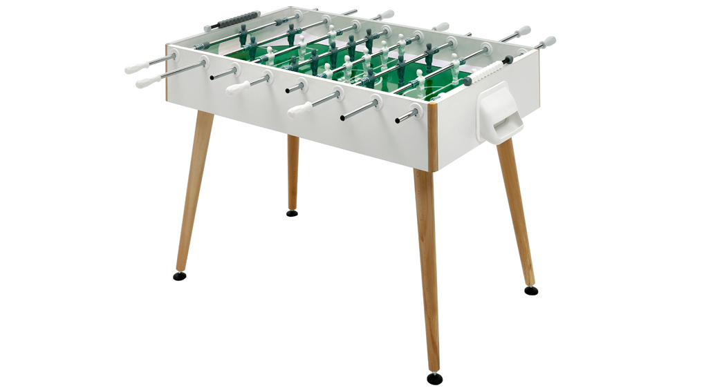 Flamingo Table Football Game - White