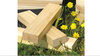 FSC® 100% Giant Stack N Tumbler Tower Game - Pre-Order
