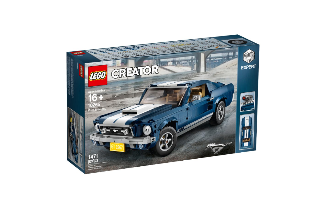 Lego Creator Expert - Ford Mustang