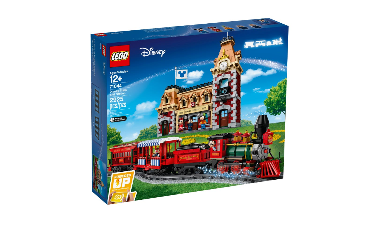 Lego Disney - Disney Train and Station
