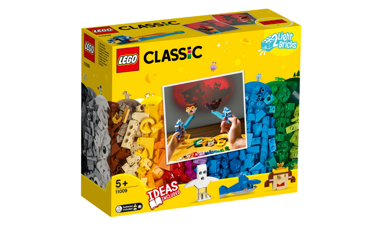 Lego Classic - Bricks and Lights