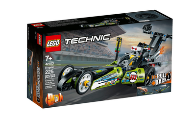 Lego Technic - Dragster