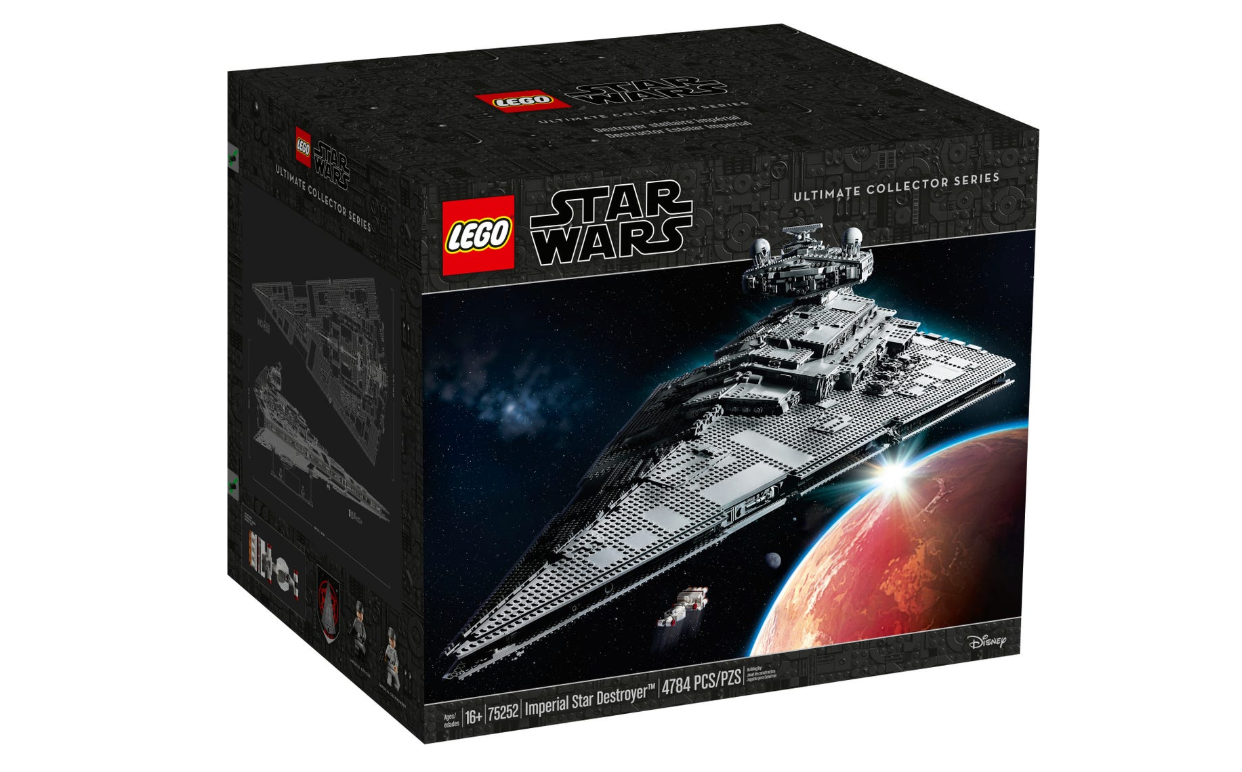 Lego Star Wars - Imperial Star Destroyer™
