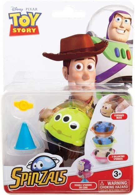 Spinzals Assortment -  Toy Story