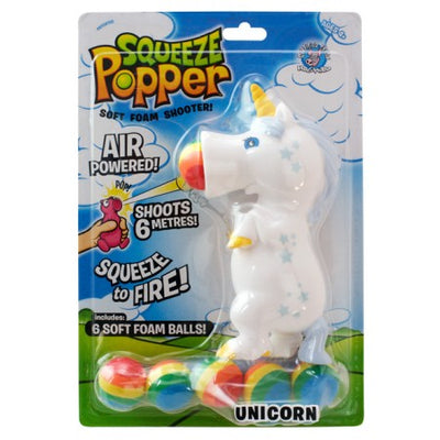 Squeeze Poppers (Unicorn)