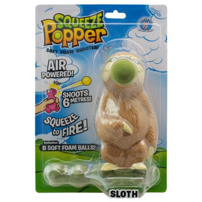 Squeeze Poppers (Sloth)
