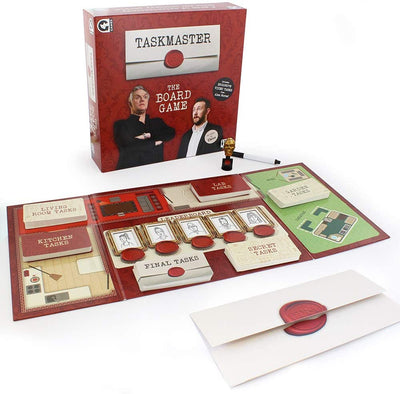 Taskmaster Board Game by Ginger Fox