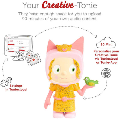 Tonies Creative Tonie - Princess