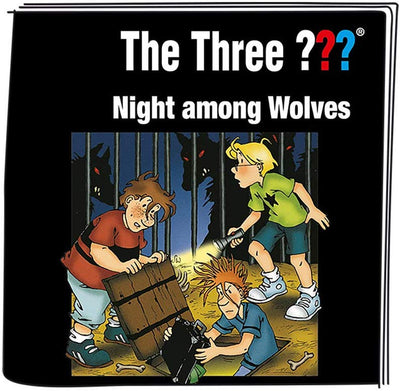 Tonies The Three ??? Night among Wolves