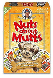 Grandpa Beck's Nuts About Mutts Card Game