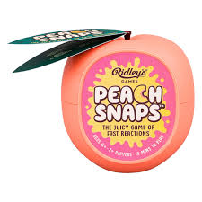 Ridley's Games Peach Snaps Game