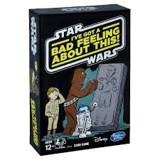 Star Wars Party Game - I've Got a Bad Feeling About This