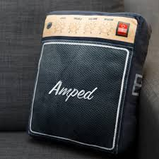 Replicushion Co. Super Soft Guitar Amplifier Cushion