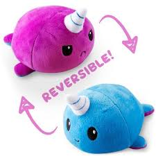 Unstable Unicorns Plush : narwhal (Random Colour)