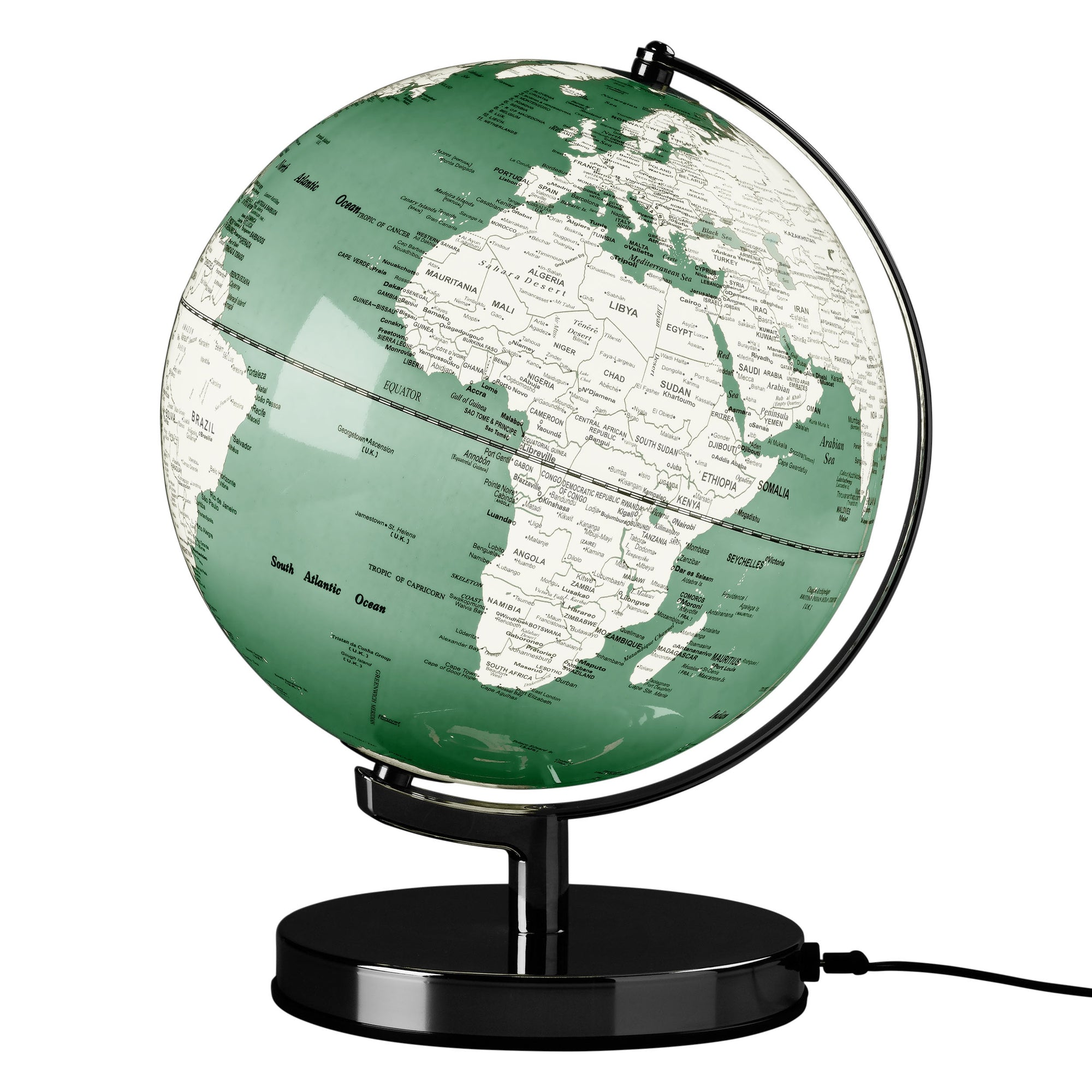 Globe Light 10 Inch Swedish Green EU