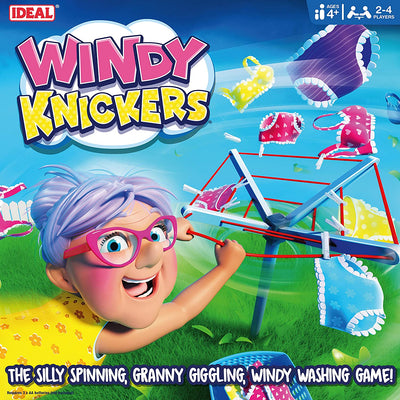 Windy Knickers Board Game