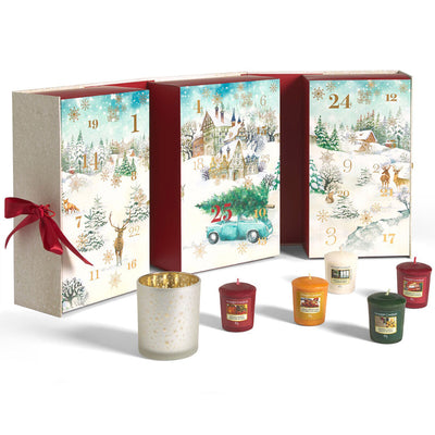 Yankee Candle Magical Christmas Morning Advent Calendar Book