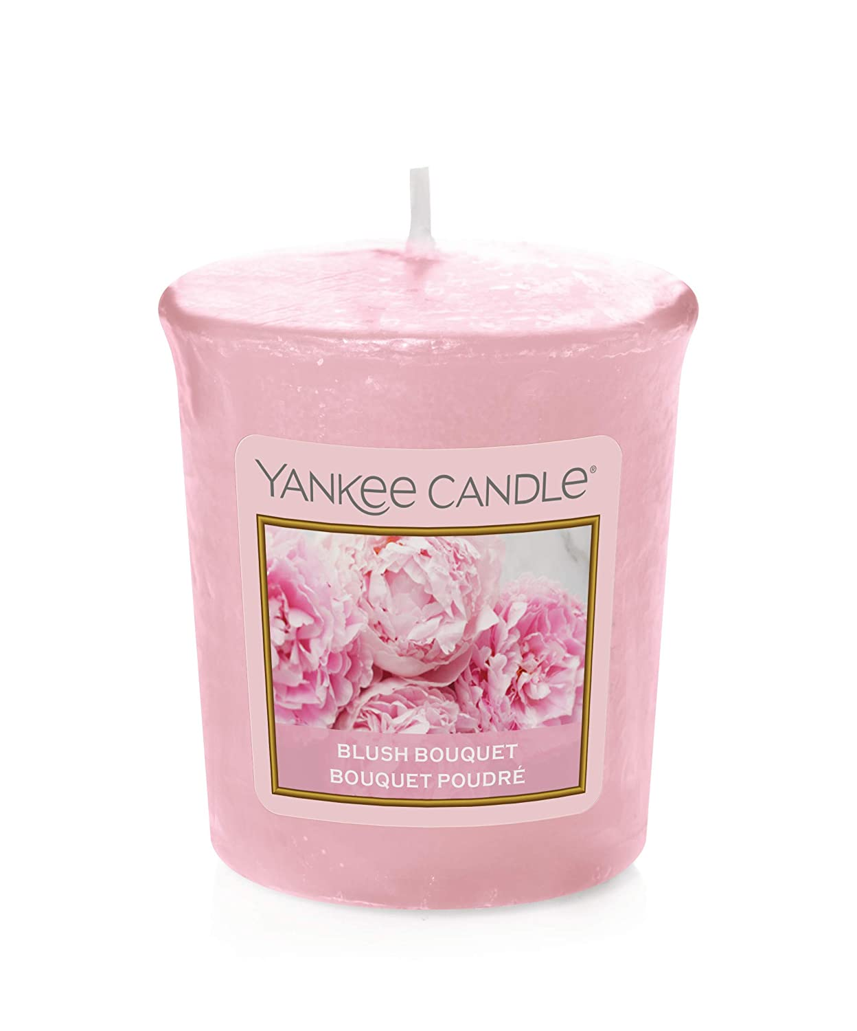 Yankee Candle Blush Bouquet - Votive Candle