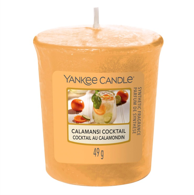 Yankee Candle Calamansi Cocktail - Votive Candle