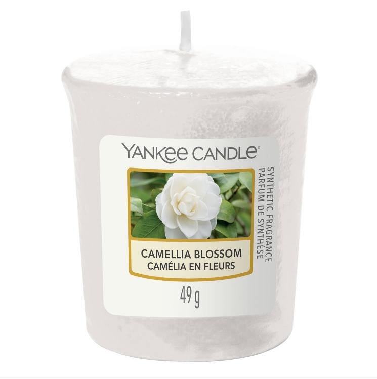 Yankee Candle Camellia Blossom - Votive Candle