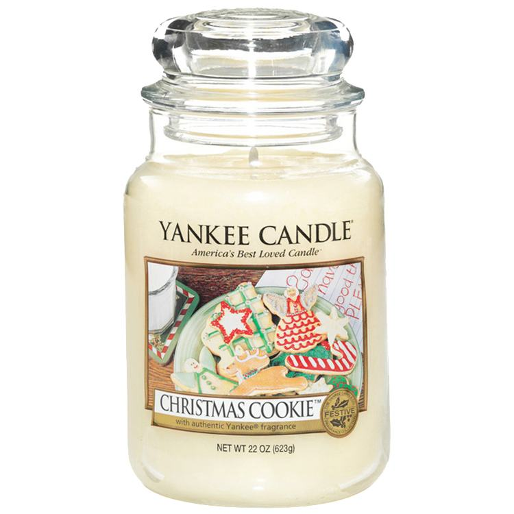 Yankee Candle Christmas Cookie™ - Large Jar