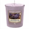 Yankee Candle Dried Lavender & Oak - Votive Candle