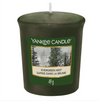 Yankee Candle Evergreen Mist - Votive Candle