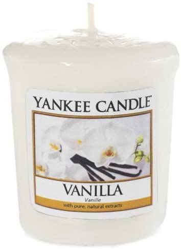 Yankee Candle Vanilla - Votive Candle
