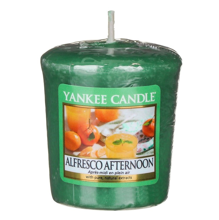 Yankee Candle Alfresco Afternoon - Votive Candle